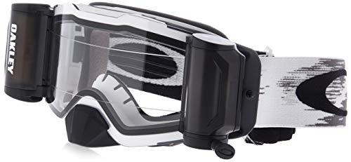 Oakley Front Line MX Roll Off Motocross Brille Weiß