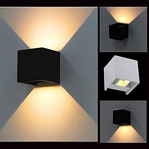 FEI&S modernas luces espejo LED lámpara de pared Baño Dormitorio cabecero Candelabro de Pared armario lampe deco #20