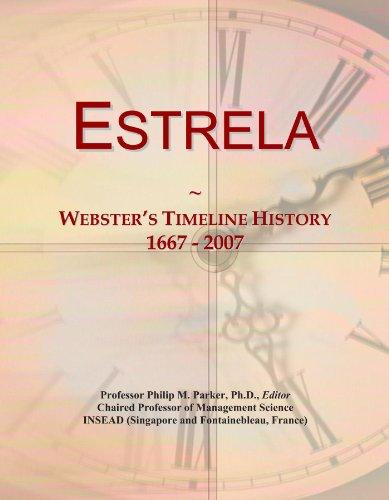 estrela-websters-timeline-history-1667-2007