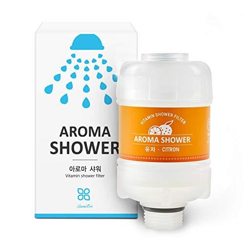 Filtro agua ducha OKIEOKIE vitamina - reduce piel
