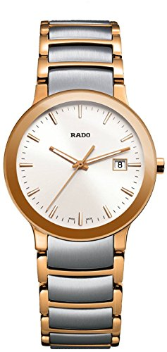 Rado Women's Analogue Watch with white Dial Analogue
