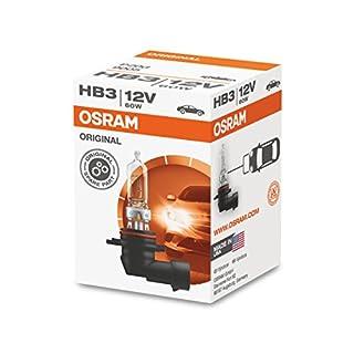 Osram ORIGINAL HB3, 9005, 12V, 1er Faltschachtel