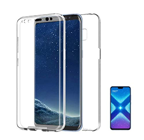 PLANETMOVIL Compatible con [ Huawei Honor 8X ] 6