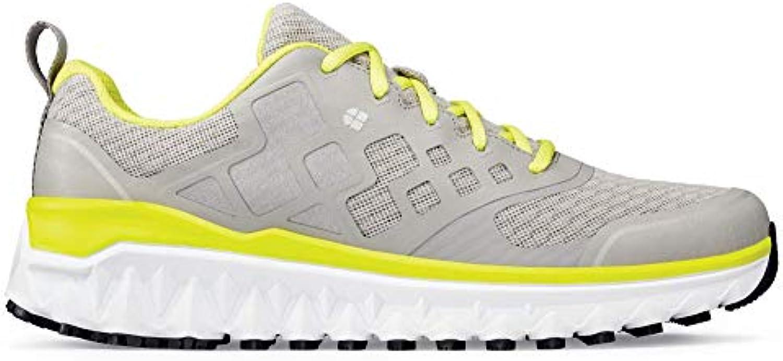 les chaussures pour hommes est antidérapante 9,5 bridgetown gris, formateurs, 9,5 antidérapante royaume - uni taille, jaune ou gris e3c5ef