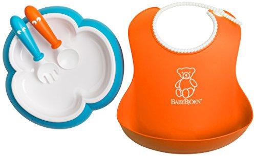 babybjorn-078082-kindergeschirr-orange-turkis