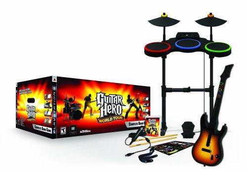 PS3 - Guitar Hero: World Tour Band Pack