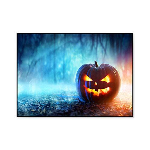 Danigrefinb Halloween Spooky Kürbis Totenkopf Hexe Teilweise Diamant DIY Kreuzstich DIY Gemälde, z010