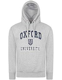 Oxford University para hombre diseño con motivos sudadera con capucha - El sudor-camiseta de manga corta de producto oficial.