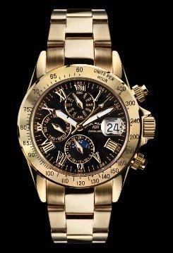 André Belfort 410175-Clock