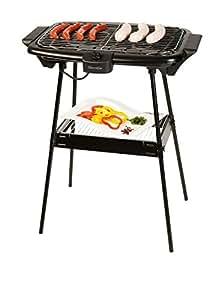 Barbecue électrique sur pied DOM297
