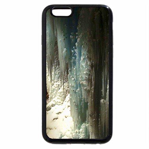iPhone 6S / iPhone 6 Case (Black) Ice climbing