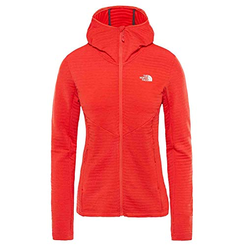 THE NORTH FACE Damen Impendor Light Midlayer Hoodie Isolationsjacke North Face Mountain Light Jacket