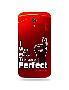 alDivo Premium Quality Printed Mobile Back Cover For Moto G 2nd Generation / Moto G 2nd Generation Back Case Cover (MKD1018)