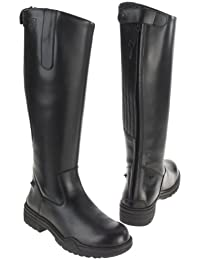 JUST TOGS Chatham Sporty schwarz 3 UK - Botas de equitación ( need to be reviewed ), color negro, talla FR: 41