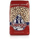 Luengo - Garbanzo Blanco Lechoso En Paquetes De 1 Kg - [Pack de 2]
