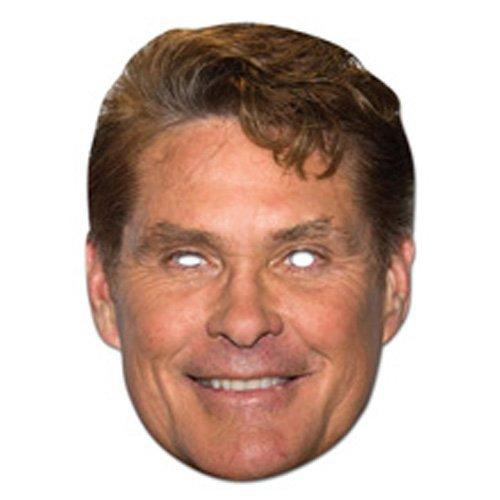 Preisvergleich Produktbild David Hasselhoff - Maske