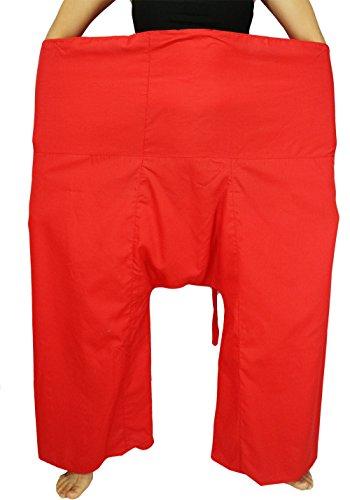 Rosina Herren Hose XX-Large AF Red