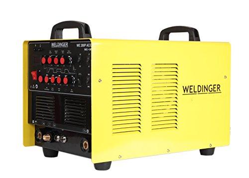 Weldinger WIG-Schweißgerät Inverter WE 200P AC/DC - 4