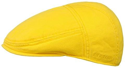 Stetson Paradise Cotton Flat Cap (Baumwolle), leichte Flatcap für Damen