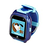 "Festnight Kids Smart Watch Phone 1.44"" Touch Screen IP67 Waterproof Smartwatch GPS Locator"