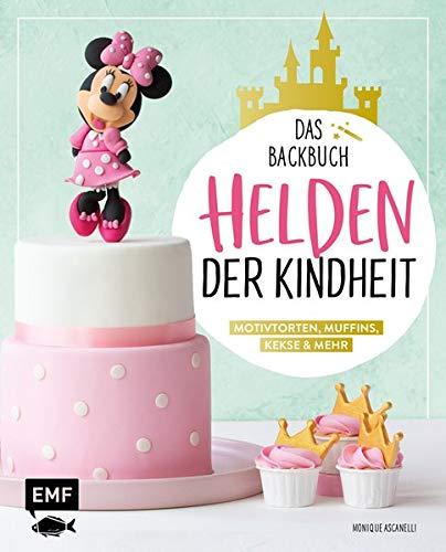 - Das Backbuch - Motivtorten, Muffins, Kekse & mehr: Mit Kultfiguren wie Mickey und Minnie Mouse, Donald, Pluto, Elsa, Olaf, Nemo, ... Jasmin, Simba, Mogli, Bambi und Pinocchio ()