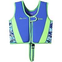 Rosenryan Chaleco de natación para niños,Chaquetas de natación para niños Watersport Trajes de baño Aprenda a Nadar Chaleco para 15-48 lbs