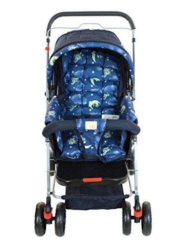 Mee Mee MM22B Baby Pram (Navy Blue)