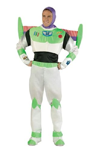 Buzz Lightyear Prestige Adult (Buzz Lightyear Handschuhe)