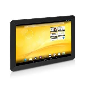 """TrekStor SurfTab xiron Tablette tactile 10,1"""" (25,65 cm) ARM Cortex A9 Quad Core 1,6 GHz 16 Go Android Wi-Fi Noir"""