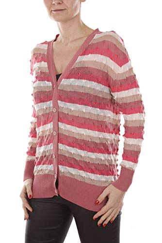 704a2d3cbad2 Diesel Chaqueta M-Lovy Maglia Cardigan para Mujer (S