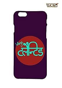 VDESI Designer Matte Back Cover For Apple iPhone 6-31570180