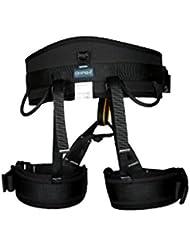 MagiDeal Arnés De Cintura de Seguridad para Escalada Acampada Roca árbol Equipos Rapel Deportes Accesorios