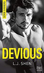 """Devious : Après """"Vicious"""", le tome 2 de la série New Adult à succès"""
