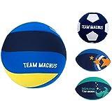 Team Magnus Ballon Beach Volley, Football Plage, Rugby Plage - revêtu en 1mm néoprène