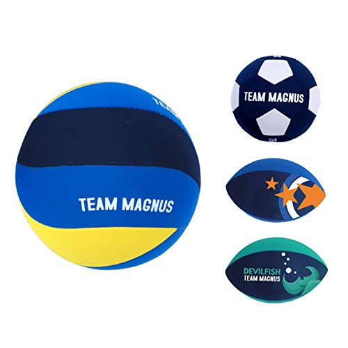 beach volleyball, rugby ball strand, Strandfußball - salzwasserfester, wasserabweisender Spielball in Neopren