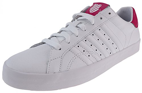 K-Swiss Belmont Snake White Beetroot Purple Sneaker, Groesse:39.0 (K-swiss Purple Schuhe)