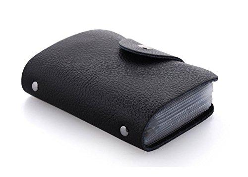 AIBULO Sintetico Leather Business Card / ID