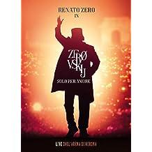 Zerovskij - Solo per Amore – Live + Booklet