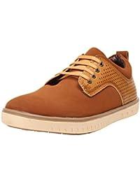 Abof Men Brown Sneakers