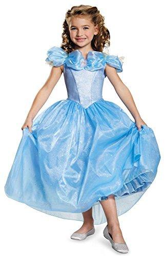 Kostüm Prestige Cinderella - Disney Movie Cinderella Prestige Child Costume Medium 7-8