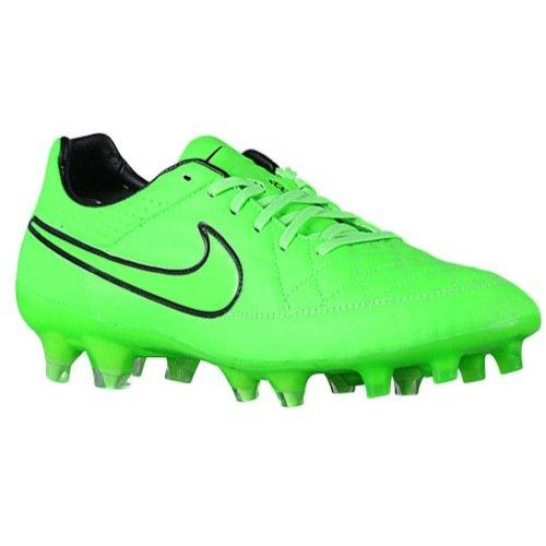 Calcio Nike Tiempo V Verde Legend St Scarpe c53RqSLAj4