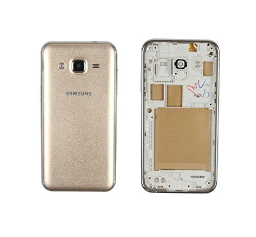 R.K's Original Replacement Full Body Housing Panel for Samsung Galaxy J5 (Gold)  available at amazon for Rs.453