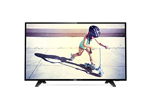 Philips 43PFT4132/05 43-Inch Full HD LED TV with Freeview HD - Black (2017 Model)
