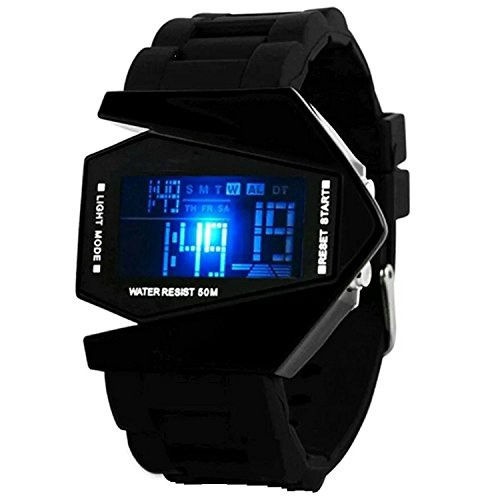 A R Sales Rocket Led Digital Watch For Men\'s And Boys_Roc-1