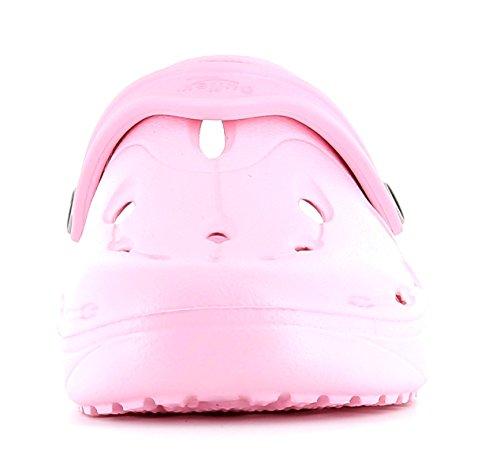 Chung Shi DUX Chaussures Kit cosmétique 7903010Clogs & mules à talons pour adulte Unisexe Rose
