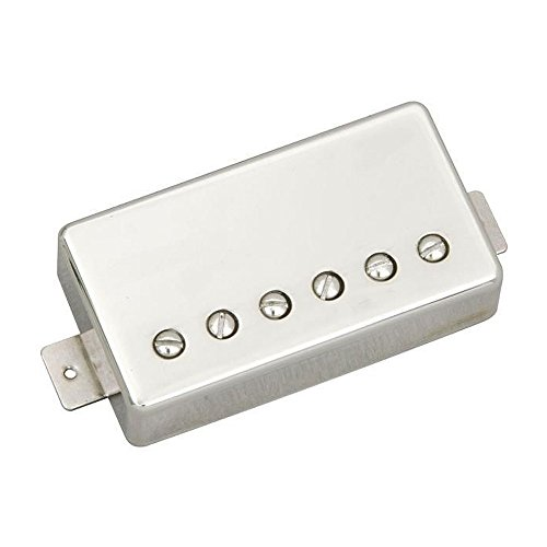 Seymour Duncan SSH-2N NCOV 4C SSH-2 Jazz Modell, Halsposition Cover nickel (Duncan Cover Nickel Seymour)