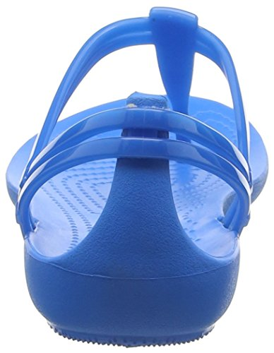 Crocs Isabellatstrap, Sandali Donna Blu (Blue)