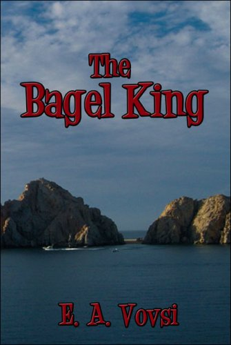 The Bagel King Cover Image