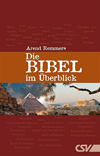 Die Bibel im Überblick: Das Alte und Neue Testament im Überblick