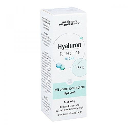 Hyaluron Tagespflege rich 50 ml